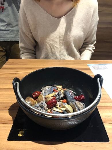 台中一中火鍋烏骨雞